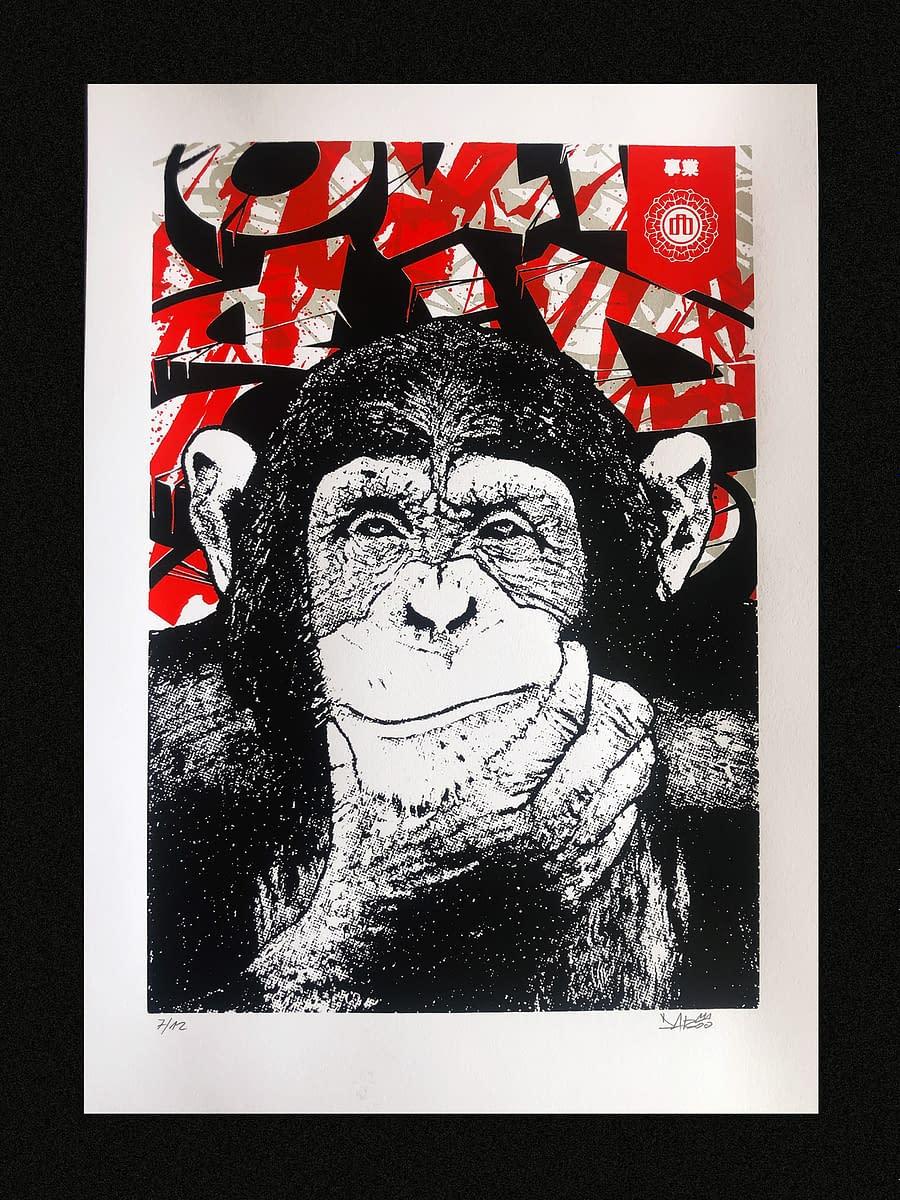 MonkeyBizz A3 3clr