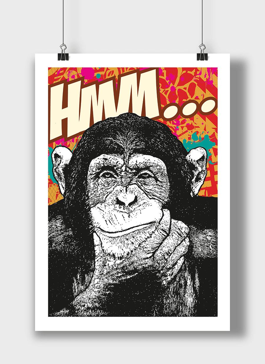 poster monkey bizz
