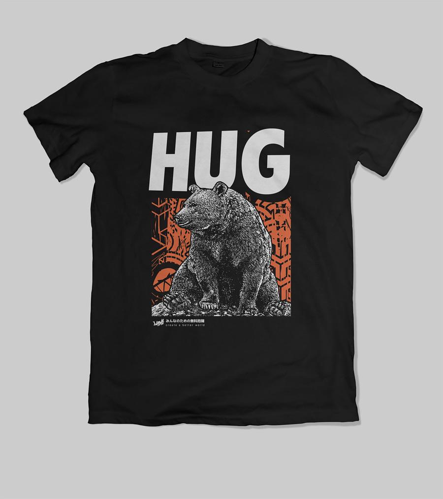 T Shirt Hug scaled