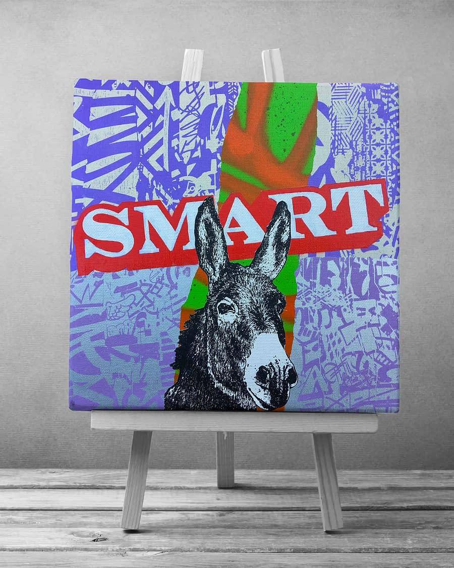 Canvas Fella Smart Chrome